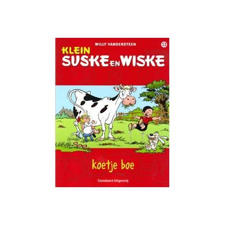 Klein Suske & Wiske 13 Koetje boe