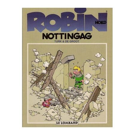 Robin Hoed  03 Nottingag herduk nieuwe omslag