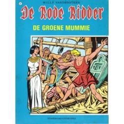 Rode Ridder Blauw/bruin 031 De groen mummie herdruk