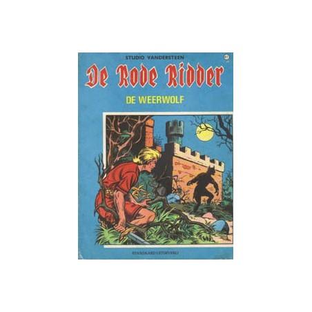 Rode Ridder Blauw/bruin 047 De weerwolf herdruk