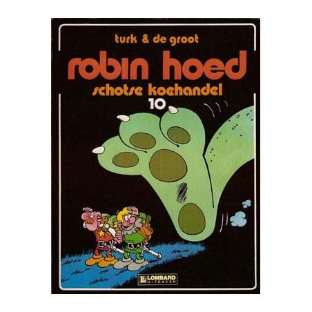 Robin Hoed 10 Schotse koehandel 1e druk 1985
