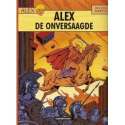 Alex 01: Alex de onversaagde