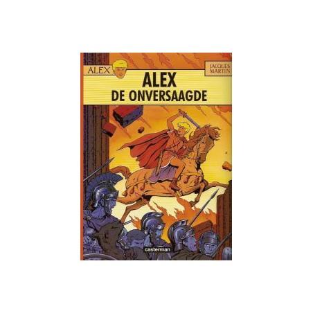 Alex  01 Alex de onversaagde