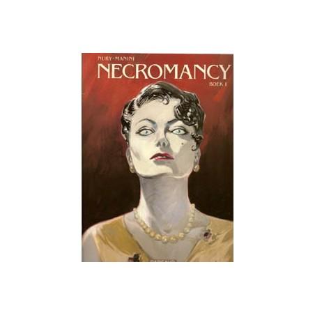 Necromancy set deel 1 & 2 1e drukken 2008-2009