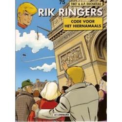 Rik Ringers 75 Code voor het hiernamaals