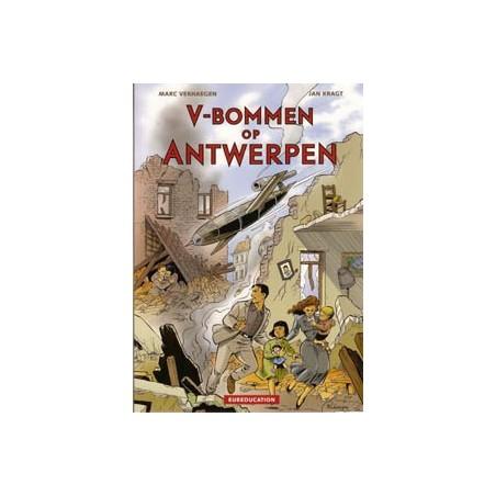 Eureducation 03 V-bommen op Antwerpen