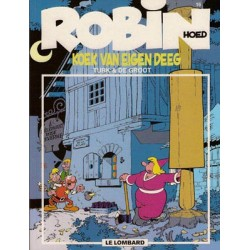 Robin Hoed 16 - Koek van eigen deeg