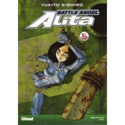 Battle Angel Alita 05