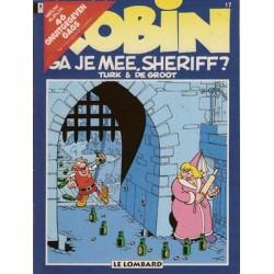 Robin Hoed 17 - Ga je mee, sheriff?