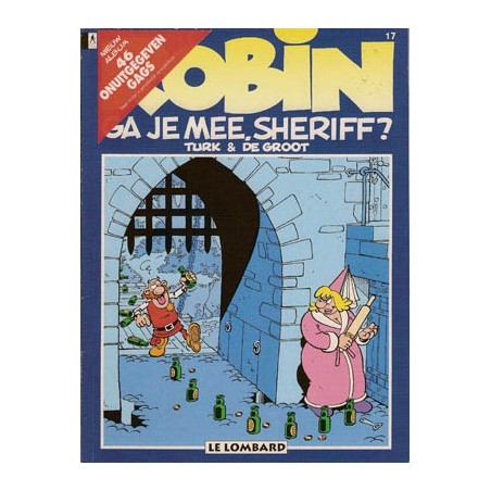 Robin Hoed 17 Ga je mee, sheriff? 1e druk 1996