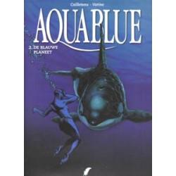 Aquablue 02 SC De blauwe planeet