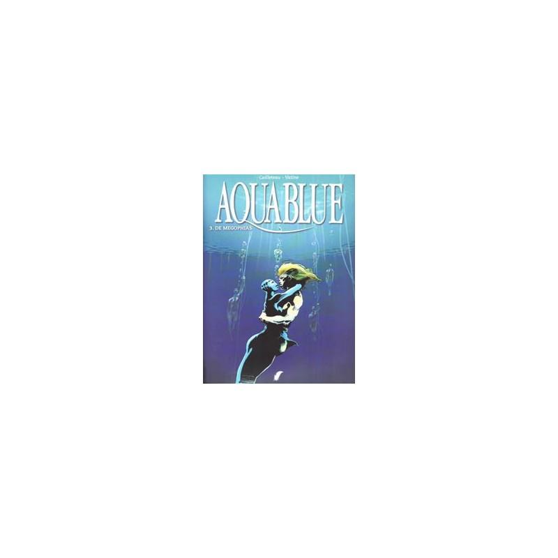 Aquablue  03 De megophias