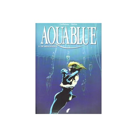 Aquablue  03 De megophias