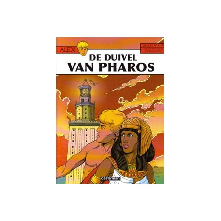 Alex  27 De duivel van Pharos