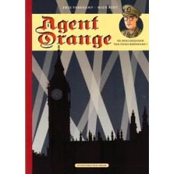 Agent Orange 03 SC De oorlogsjaren van prins Bernhard