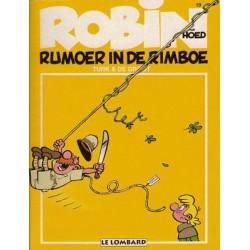 Robin Hoed 19 - Rumoer in de rimboe