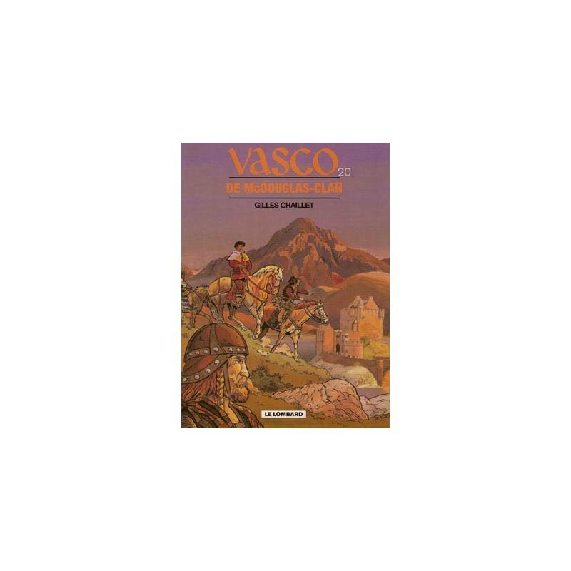 Vasco  20 De McDouglas-clan