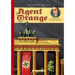 Agent Orange HC 01 De jonge jaren van prins Bernhard