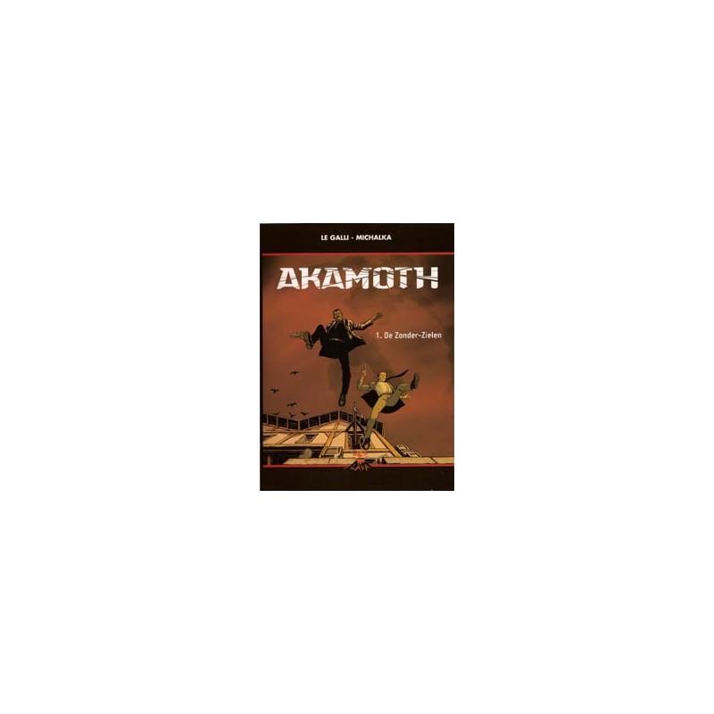 Akamoth HC 01 De zonder-zielen