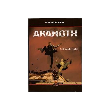 Akamoth 01 HC<br>De zonder-zielen