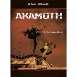 Akamoth 01 SC<br>De zonder-zielen