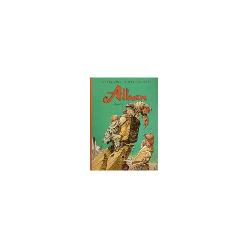 Alban 01 Agnus dei