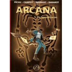 Arcana 01 SC De spookbaron