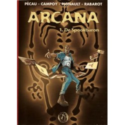 Arcana 01 HC De spookbaron