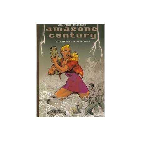 Amazone Century 02 Land der herinneringen