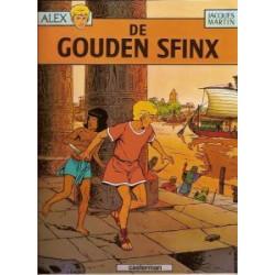 Alex 02: De gouden sfinx
