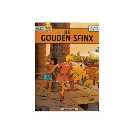Alex  02 De gouden sfinx