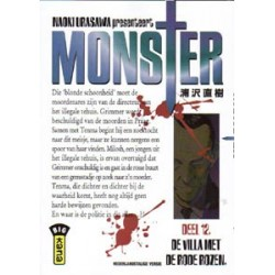Monster 12 De villa met de rode rozen