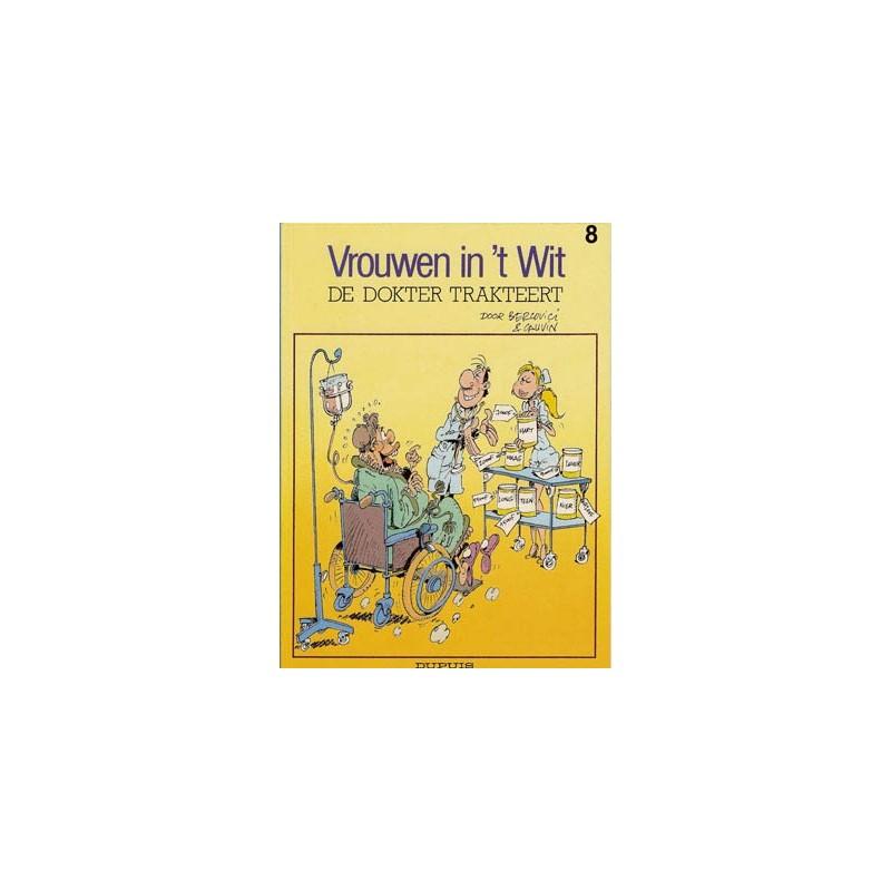 Vrouwen in het wit 08 - De dokter trakteert