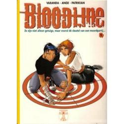 Bloodline setje SC<br>Deel 1 t/m 4<br>1e drukken 1998-2002