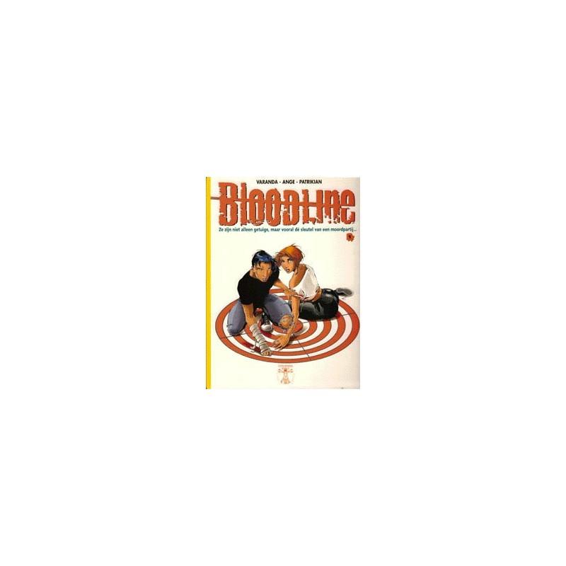Bloodline setje deel 1 t/m 4 1e drukken 1998-2002