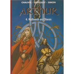 Arthur 04 HC Kulhwch en Olwen 1e druk 2001