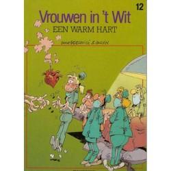 Vrouwen in het wit 12 - Een warm hart