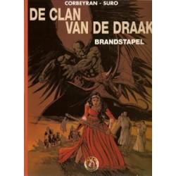 Clan van de draak<br>02 HC - Brandstapel