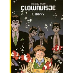 Clownvisje 01 SC<br>Happy