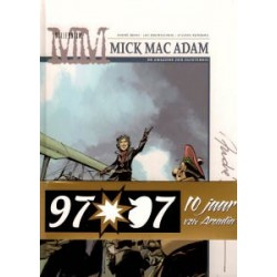 Mick Mac Adam D04 De amazone der duisternis HC