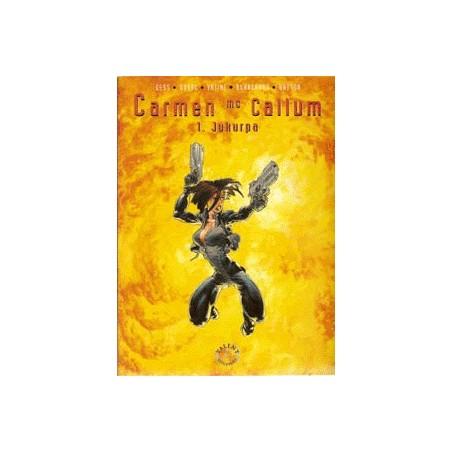 Carmen McCallum set HC Deel 1 t/m 6