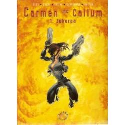 Carmen McCallum<br>set SC Deel 1 t/m 6