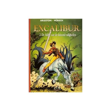 Excalibur 02 De sidhe van de duizend zaligheden
