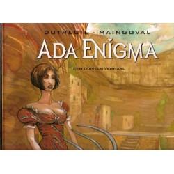 Ada Enigma 03 HC<br>Een duivels verhaal