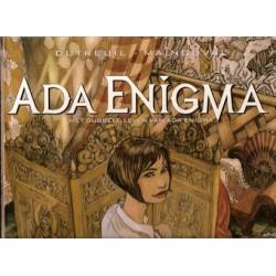 Ada Enigma 02 HC<br>Het dubbele leven van Ada Enigma