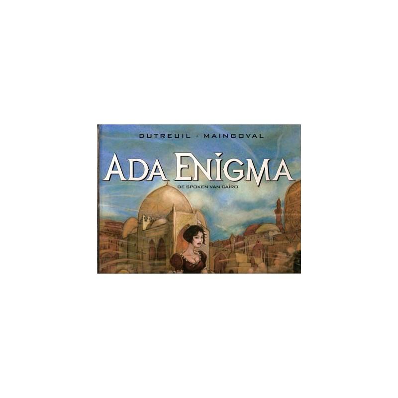Ada Enigma 01 HC De spoken van Cairo