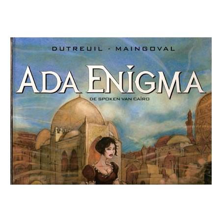 Ada Enigma 01 HC<br>De spoken van Cairo