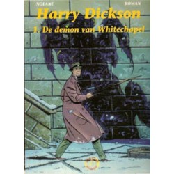 Harry Dickson (Talent) 01 SC<br>De demon van Whitechapel