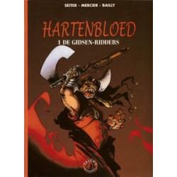 Hartenbloed 01 HC<br>De gidsen-ridders