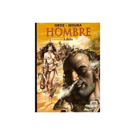 Hombre 03 Atila 1e druk 1998